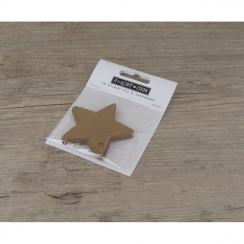 Commandez Etiquettes étoiles kraft . Livraison rapide et cadeau dans chaque commande.