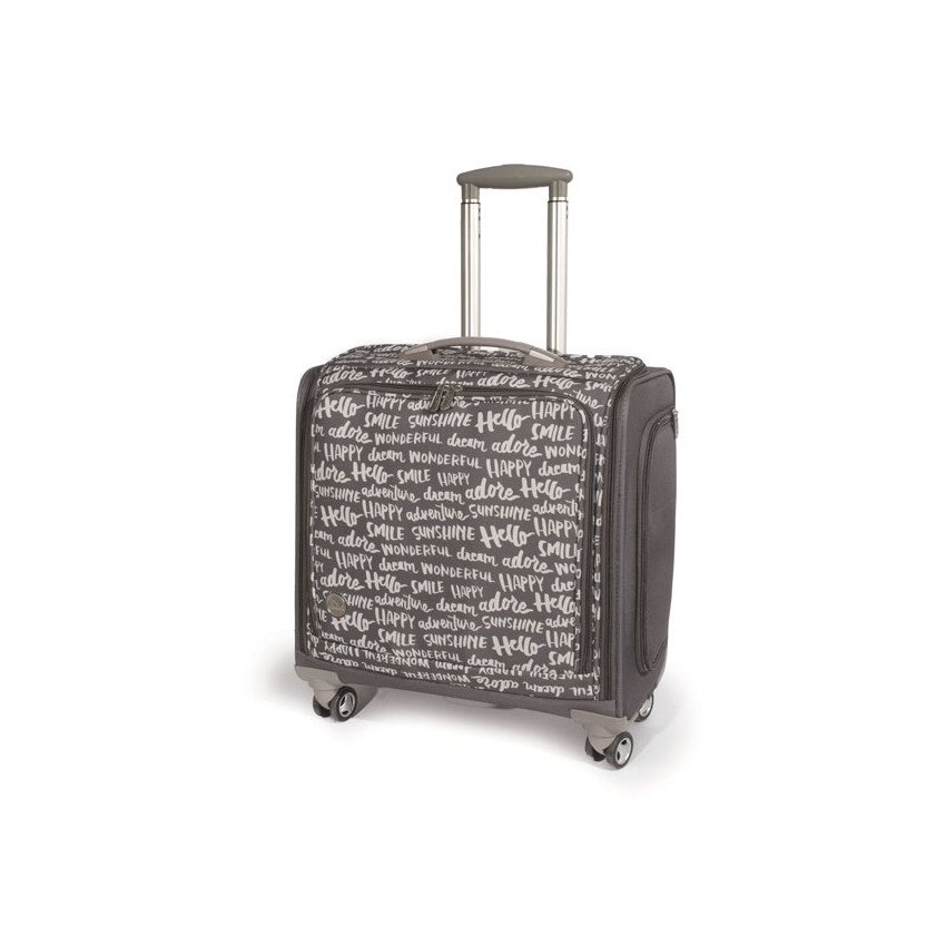 Valise Charcoal We R Memory Keepers