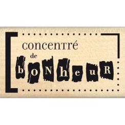 CONCENTRÉ DE BONHEUR