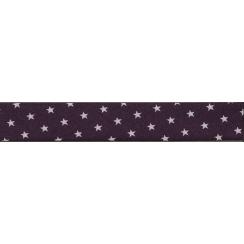 PROMO de -70% sur Lot de Biais Frou-Frou Collection Prune délicate à étoiles violet clair Paritys