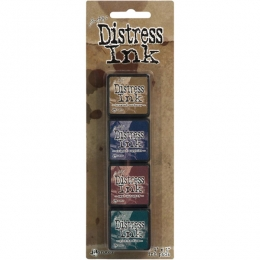 Mini Distress Kit n°11