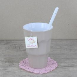 PROMO de -99.99% sur Cuillère à mug en porcelaine Cook and Gift