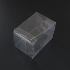 PROMO de -80% sur Boites cristal I 7x7x10 cmOK Cook and Gift