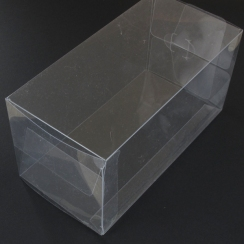 PROMO de -60% sur Boites cristal D 8x8x16 cm Cook and Gift
