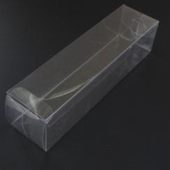 PROMO de -60% sur Lot de 3 Boites cristal F 5x5x20 cm Cook and Gift