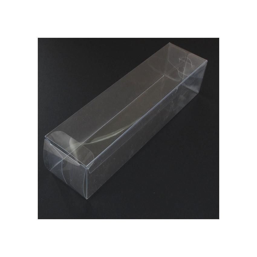 PROMO de -80% sur Lot de 3 Boites cristal F 5x5x20 cmOK Cook and Gift