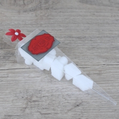 PROMO de -80% sur Boites cristal côneOK Cook and Gift
