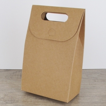 Petites boites carton coulissantes kraft