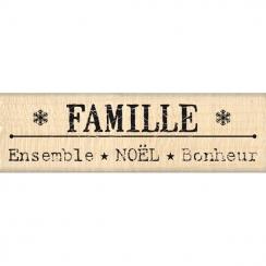 BONHEUR EN FAMILLE