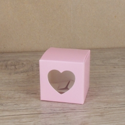 Petites boites blanches à coeur