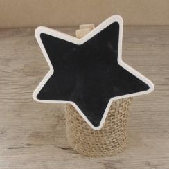 Pince ardoise étoile