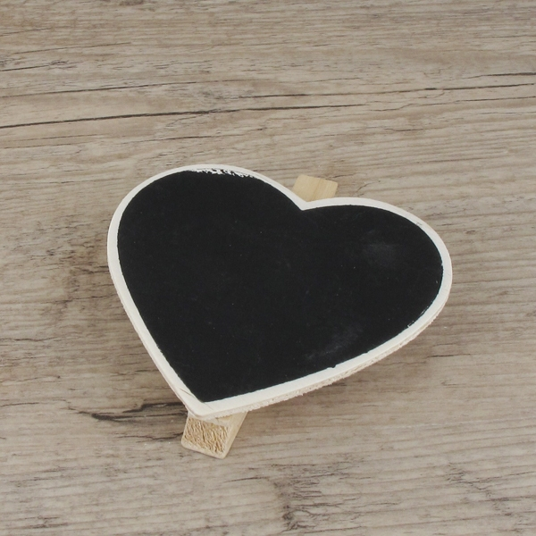 Pince ardoise grand coeur