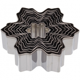 PROMO de -80% sur Emporte-pièces floconsOK Kitchen Crafts