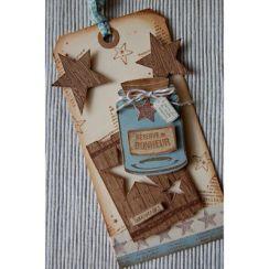 Commandez Tampon bois RÉSERVE DE BONHEUR Florilèges Design. Livraison rapide et cadeau dans chaque commande.