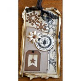 Outils de découpe BONNE ANNÉE par Florilèges Design. Scrapbooking et loisirs créatifs. Livraison rapide et cadeau dans chaque...