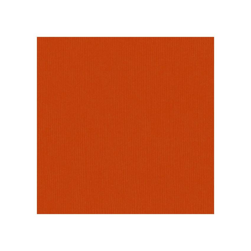 Papier uni 30,5x30,5 PUMPKIN PATCH par Bazzill Basics Paper. Scrapbooking et loisirs créatifs. Livraison rapide et cadeau dan...
