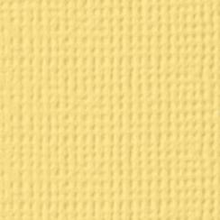 PROMO de -99.99% sur Papier uni 30,5 x 30,5 cm American Crafts BANANA American Crafts