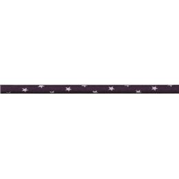 Spaghetti Frou-Frou Collection Prune délicate à étoiles violet clair