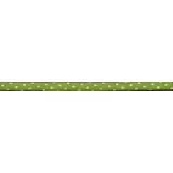 PROMO de -70% sur Lot de Spaghetti Frou-Frou Collection Jardin d'oliviers à pois vert clair Paritys