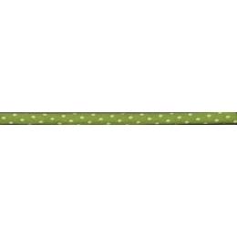Lot de Spaghetti Frou-Frou Collection Jardin d'oliviers à pois vert clair par Paritys. Scrapbooking et loisirs créatifs. Livr...