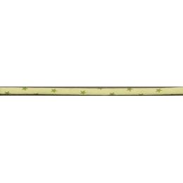 PROMO de -70% sur Lot de Spaghetti Frou-Frou Collection Jardin d'oliviers à étoiles vert foncé Paritys