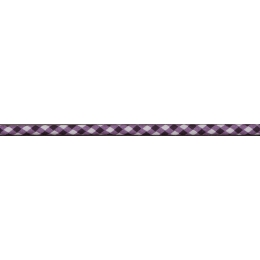 Spaghetti Frou-Frou  Collection Prune délicate Vichy violet