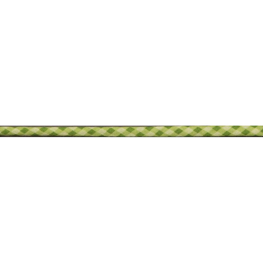 Lot de Spaghetti Frou-Frou Collection Jardin d'oliviers Vichy vert par Paritys. Scrapbooking et loisirs créatifs. Livraison r...