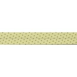 Lot de Biais Frou-Frou Collection Jardin d'oliviers à pois vert foncé par Paritys. Scrapbooking et loisirs créatifs. Livraiso...