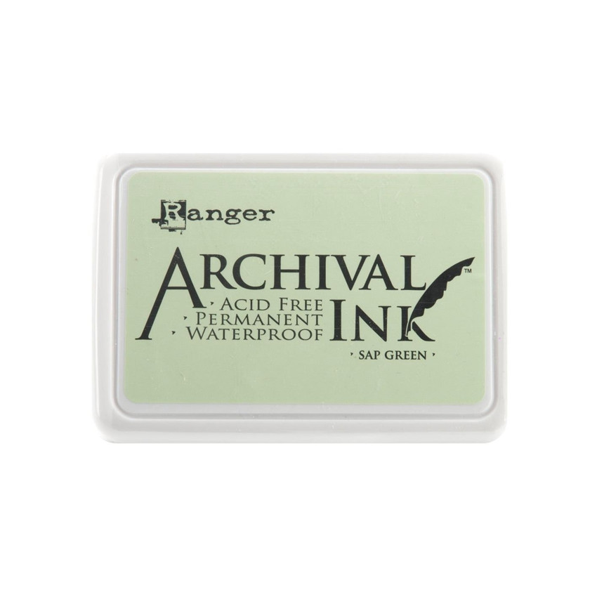 Encre Archival SAP GREEN