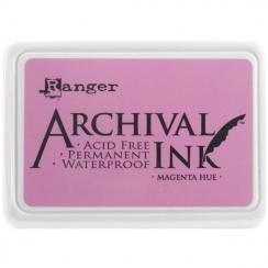 Encre Archival MAGENTA HUE par Ranger. Scrapbooking et loisirs créatifs. Livraison rapide et cadeau dans chaque commande.