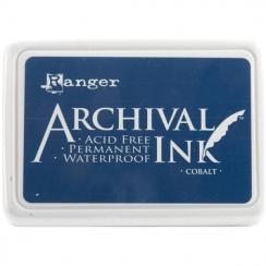 Encre Archival COBALT par Ranger. Scrapbooking et loisirs créatifs. Livraison rapide et cadeau dans chaque commande.