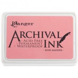 Encre Archival ROSE MADDER par Ranger. Scrapbooking et loisirs créatifs. Livraison rapide et cadeau dans chaque commande.