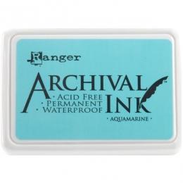 Encre Archival AQUAMARINE par Ranger. Scrapbooking et loisirs créatifs. Livraison rapide et cadeau dans chaque commande.