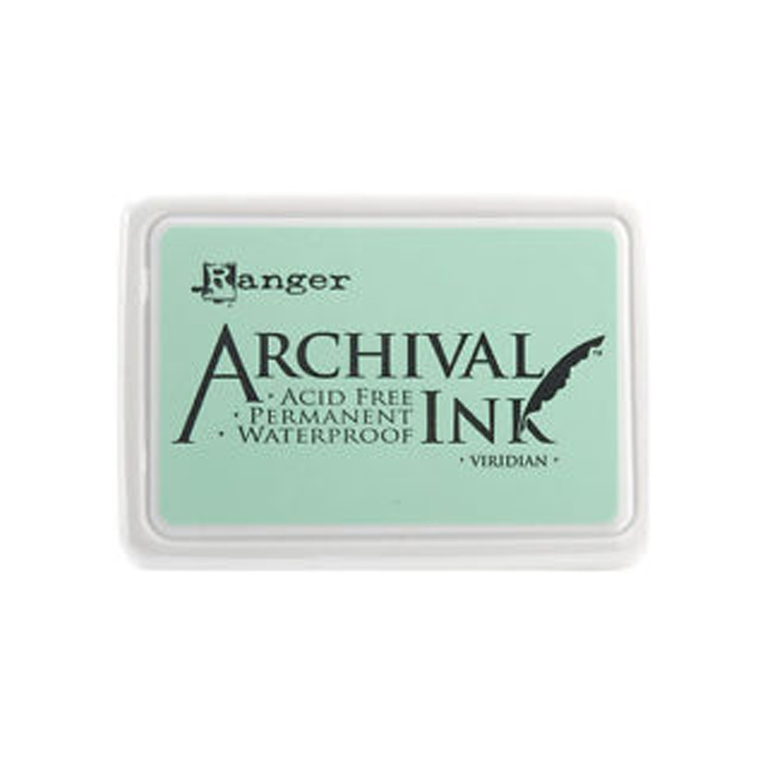 Commandez Encre Archival VIRIDIAN Ranger. Livraison rapide et cadeau dans chaque commande.