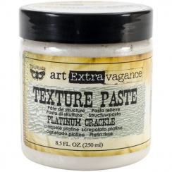 Parfait pour créer : Pâte de texture PLATINUM CRACKLE par Prima Marketing. Livraison rapide et cadeau dans chaque commande.