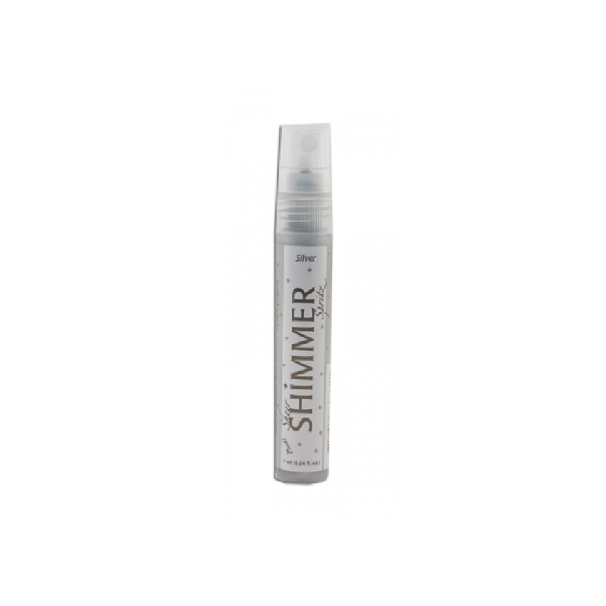 Spray SHEER SHIMMER SPRITZ SILVER