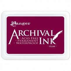 Encre Archival PLUM par Ranger. Scrapbooking et loisirs créatifs. Livraison rapide et cadeau dans chaque commande.