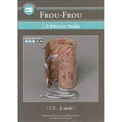 """Fiche créative Frou-Frou """"La trousse roulée"""""""