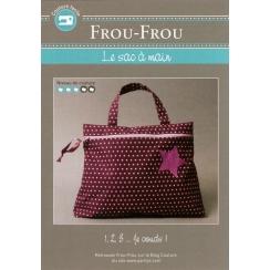 """Fiche créative Frou-Frou """"Le sac à main"""""""
