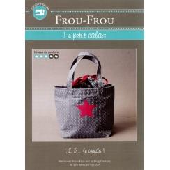 """Fiche créative Frou-Frou """"Le petit cabas"""""""