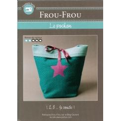 """Fiche créative Frou-Frou """"Le pochon"""""""