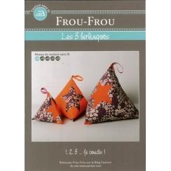 "Fiche créative Frou-Frou ""3 berlingots"""