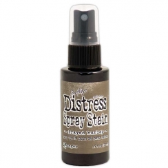 Encre en spray Distress Stain FRAYED BURLAP