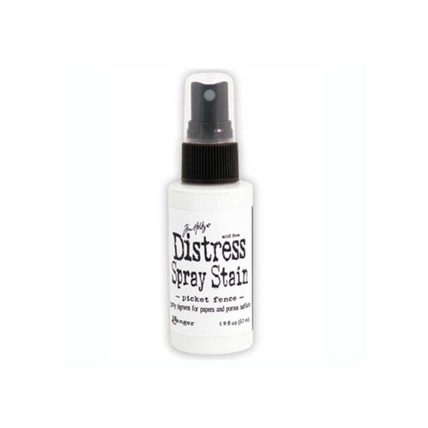 Encre en spray Distress Stain PICKET FENCE