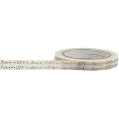 Masking tape MINI LOVE OR