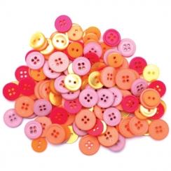 Sachet de boutons FLORA