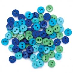 Sachet de boutons MINI OCEAN