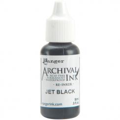 Recharge encre Archival Jet Black