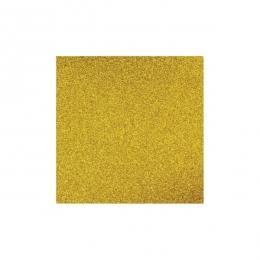 Parfait pour créer : Papier pailletté or vif NL GOLD par Best Creation Inc. Livraison rapide et cadeau dans chaque commande.