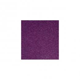 Papier pailletté violet PLUM